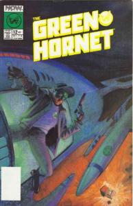 Green Hornet (1989 series) #12, VF (Stock photo)