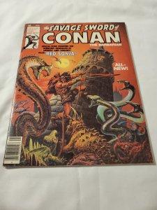 Savage Sword of Conan 29 VF