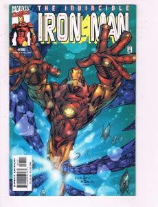 The Invincible Iron Man # 36 VF/NM Marvel Comic Books Avengers Thor Hawkeye SW14