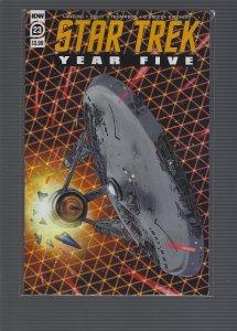 Star Trek Year 5 #23