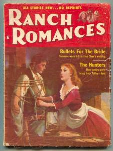 Ranch Romances Pulp 1st November 1957- The Hunters