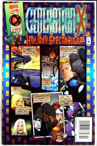 Generation X #4 (1995)