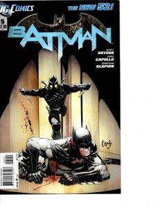 Batman (2011) #5 Very Fine+ (8.5) New 52 Court of Owls