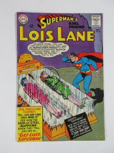 LOIS LANE 60 G-VG Oct. 1965