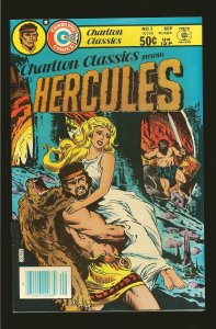 Charlton Comics Classics Hercules Vol 1 No 3 September 1980