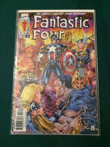 Fantastic Four #3 vol 2 Heroes Reborn NM-M