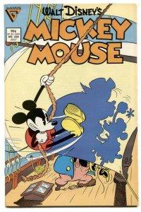 Walt Disney's Mickey Mouse #228 1987- Gladstone VF