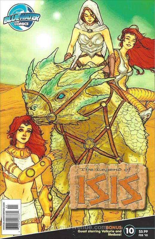 Legend of Isis (3rd Series) #10 VF/NM; Bluewater | save on shipping - details in