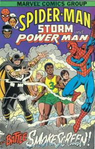 Spider-Man, Storm and Power Man #1 VF/NM; Marvel | save on shipping - details in