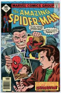 Amazing Spider-man 169 Jun 1977 VF (8.0)