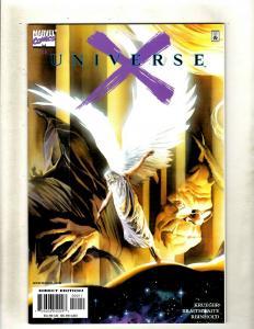16 Universe X Comics #0 1 2 3 4 7 8 9 10 11 12 X Omnibus 1 Beasts 1 +MORE HY7