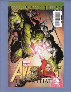 Avengers Initiative #4 NM Hulk Marvel 2007