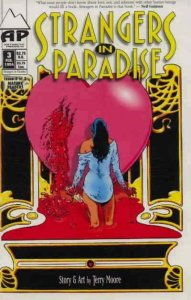 Strangers in Paradise #3 VF/NM; Antarctic | save on shipping - details inside