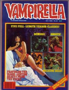 Vampirella Magazine #91 (Oct-80) NM High-Grade