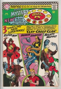 House of Mystery #159 (Jun-66) VF High-Grade Martian Manhunter, Robby Reed (D...