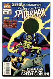 SPECTACULAR SPIDER-MAN #225  FIRST New Green Goblin comic book 1995