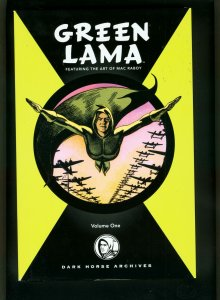 Green Lama Hardcover vol 1-1st EDITION-MAC RABOY-RICK MASTERS NM