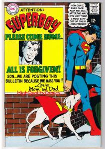 SUPERBOY #146, VF, Runaway, Neal Adams, Smallville, 1949 , more DC in store