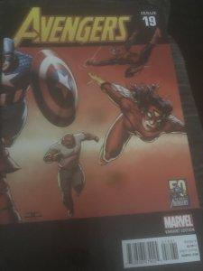 Marvel Avengers #19 Mint Variant Hot