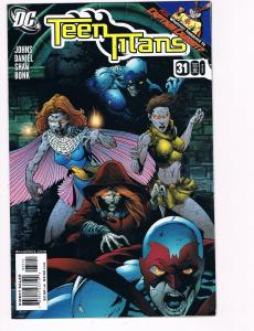 Teen Titans # 31 DC Comic Books Hi-Res Scans Modern Age Awesome Issues WOW!!! S3