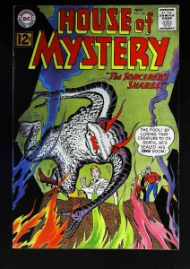House of Mystery (1951 series) #128, Fine- (Actual scan)