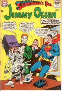 JIMMY OLSEN 80 VG-F Oct. 1964 COMICS BOOK