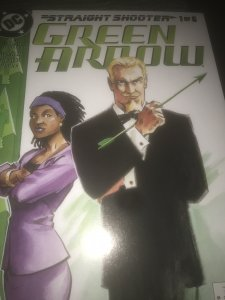 DC Green Arrow #26 Mint Straight Shooter