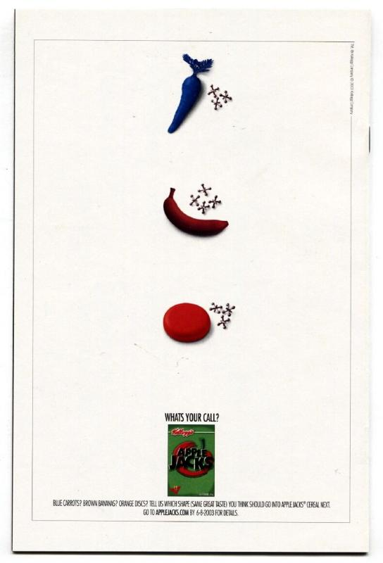 Amazing Spider-man #493 2003-J SCOTT CAMPBELL cover art-comic book
