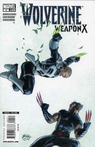 Wolverine Weapon X (2nd Series) #4 FN; Marvel | save on shipping - details insid