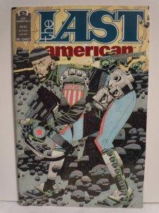 The Last American #4