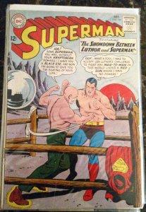 Superman #164 (DC,1963) Condition FN