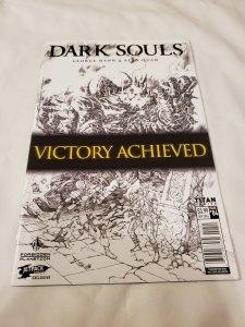 Dark Souls Victory Achieved 1 NM Jetpack Variant