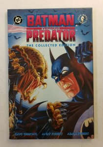 Batman vs Predator TPB Graphic Novel - 1st Print - Near Mint NM!
