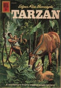 Tarzan (1948 series) #127, VG (Stock photo)