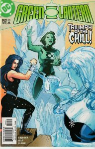 Green Lantern(vol. 3) #157,158, 159,160,161  Jade/Donna Troy Team up ! Mogo Back