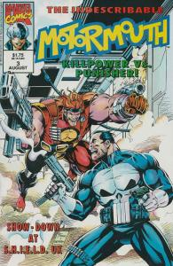 Motormouth #3 VF/NM; Marvel UK | save on shipping - details inside