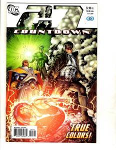 12 Countdown DC Comic Books # 27 26 25 24 23 22 21 20 19 18 17 16 Batman CJ8