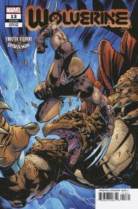 WOLVERINE #13 BENJAMIN SPIDER-MAN VILLAINS VARIANT GALA