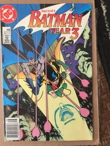 Batman Year 3 #438