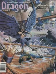 TSR DRAGON MAGAZINE #82 VF-