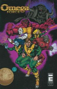 Omega Force #1 VF/NM; Entity | save on shipping - details inside
