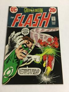 Flash 222 Vg/Fn Very Good/Fine 5.0 DC Comics