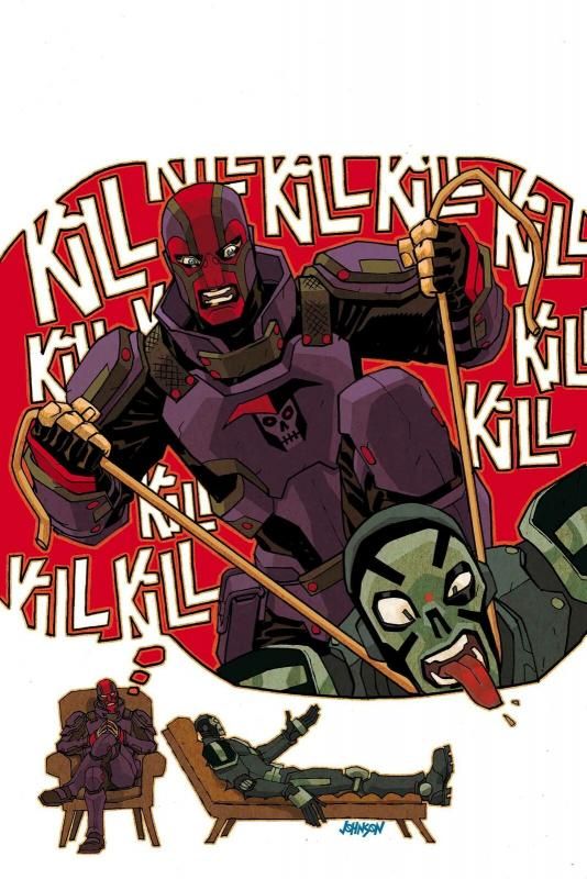 Foolkiller Poster by Johnson (24 x 36) Rolled/New!