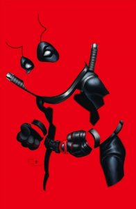WOLVERINE #1 C2E2 CHRISTOPHER - Do You Pooh Marat Mychaels - Deadpool homage