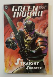 GREEN ARROW VOL.3 STRAIGHT SHOOTER TPB SOFT COVER FIRST PRINT VF/NM