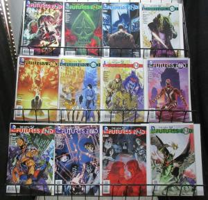 DC New 52 Future's End #1-25 Robotic Apocalypse + Justice League bagged/boarded