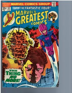 Marvel's Greatest Comics #60 (1975)