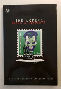 THE JOKER: DEVIL'S ADVOCATE HARD COVER GRAPHIC NOVEL 1ST PRINT NM