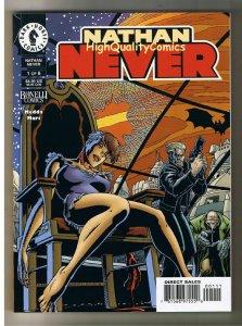 NATHAN NEVER #1, NM+, Bonelli, 1999, Michele Medda, Vampire