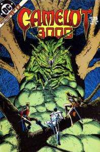 Camelot 3000 #11 VF; DC   save on shipping - details inside